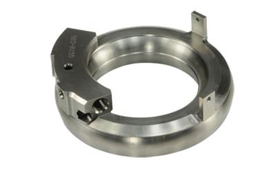 Complex Titanium Component
