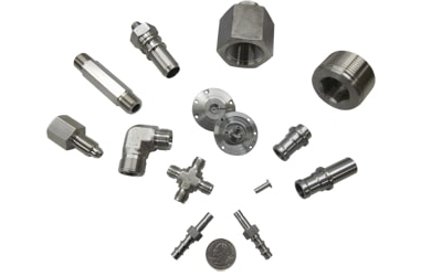 Precision Machining of Fluid Power Components