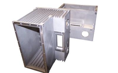 Precision Machined Aluminum Castings